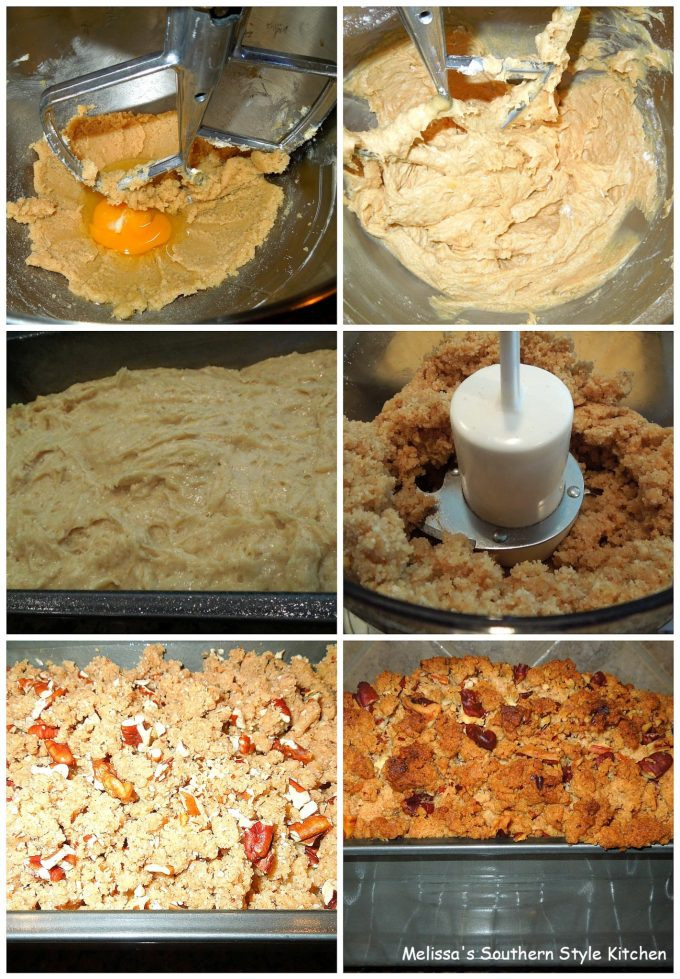step by step images and ingredients to make bread