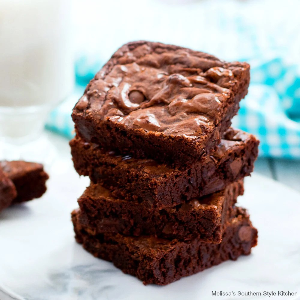 Easy Homemade Brownies Recipe | Errens Kitchen