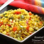 Roasted Mexican Corn
