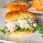 Cranberry-Almond-Chicken-Salad