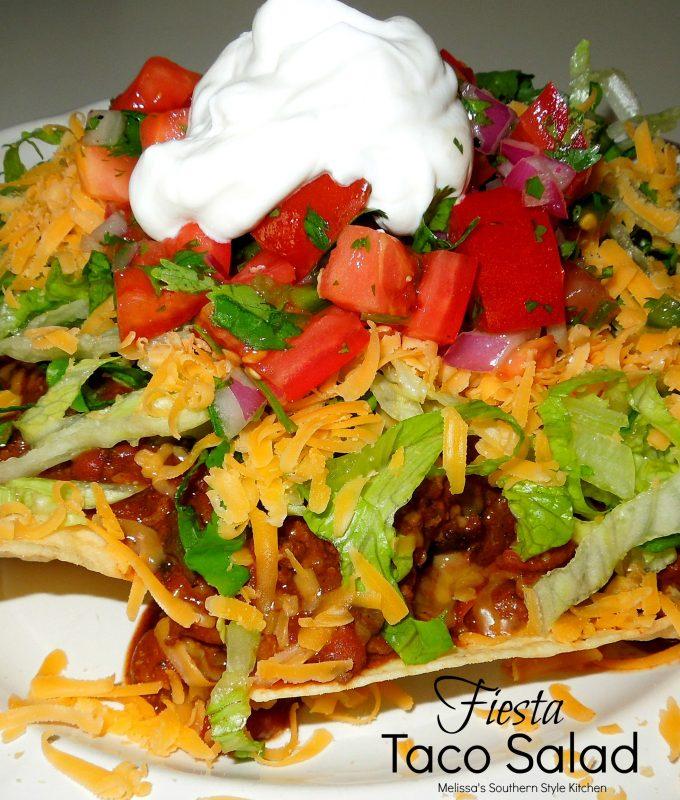 Fiesta Taco Salad