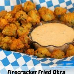 Firecracker Fried Okra