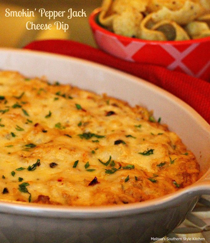 Smokin Pepper-Jack Cheese Dip