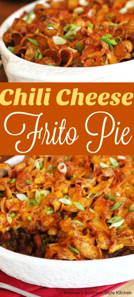 Chili Cheese Frito Pie