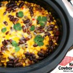 Slow Cooked Kickin' Cowboy Casserole