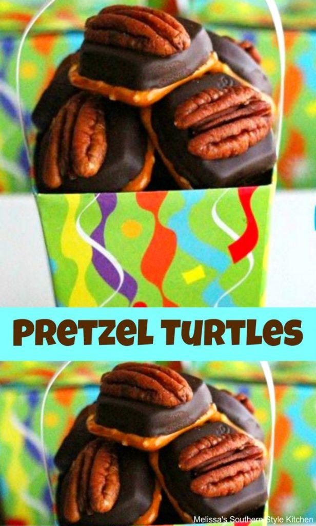 Pretzel Turtles