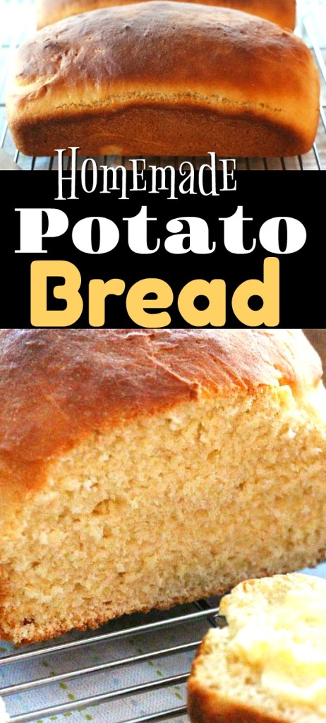 Homemade Potato Bread