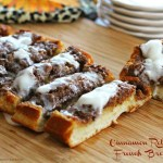 Cinnamon Roll French Bread