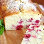 White Chocolate Chip Raspberry Bread