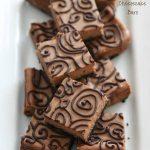 Triple Chocolate Cheesecake Bars A Tribute To Joan