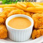 Copycat Chick-fil-a Sauce