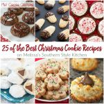 25 of the Best Christmas Cookie Recipes