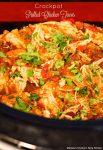 Crockpot Pulled Chicken Tacos