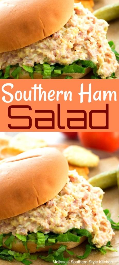 Southern Ham Salad