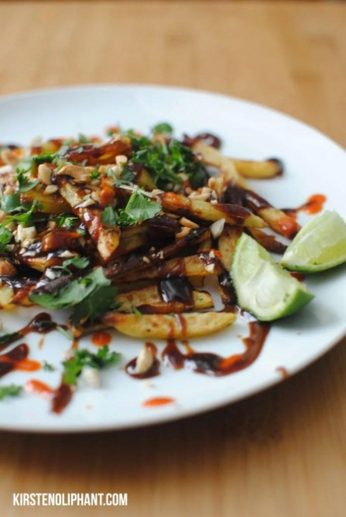 Pad Thai Fries