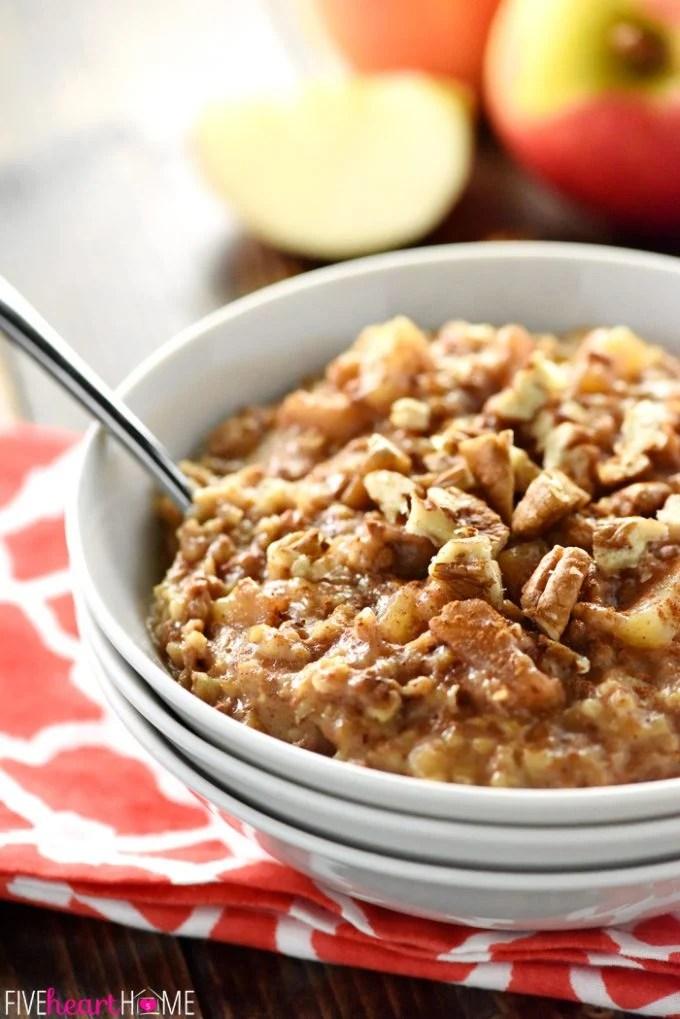 overnight-slow-cooker-apple-pie-steel-cut-oatmeal