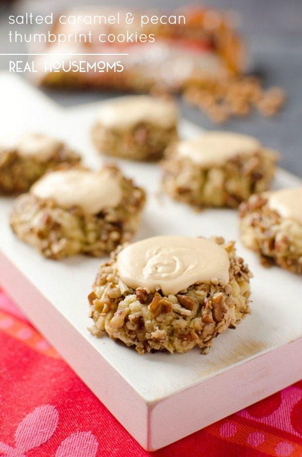 salted-caramel-pecan-thumbprint-cookies