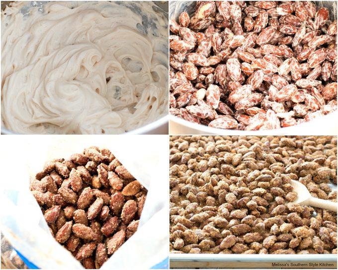 Roasted Cinnamon Sugar Almonds