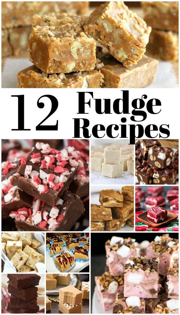 12 Fudge Recipes You Have To Try