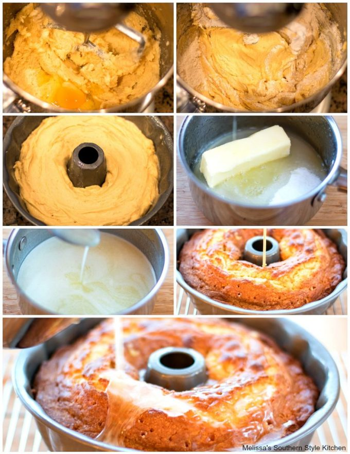 Lemon Butter Bundt Cake