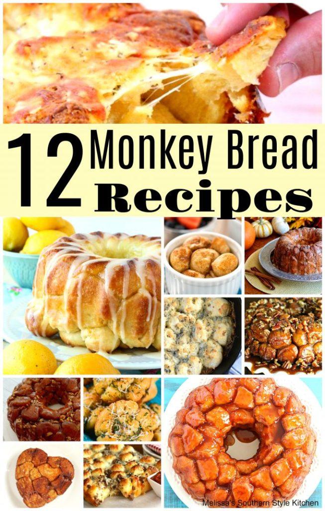 12 Creative Takes On Monkey Bread