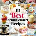 18 Best Frozen Dessert Recipes