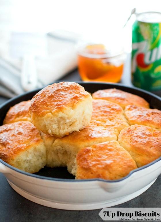 7Up Drop Biscuits