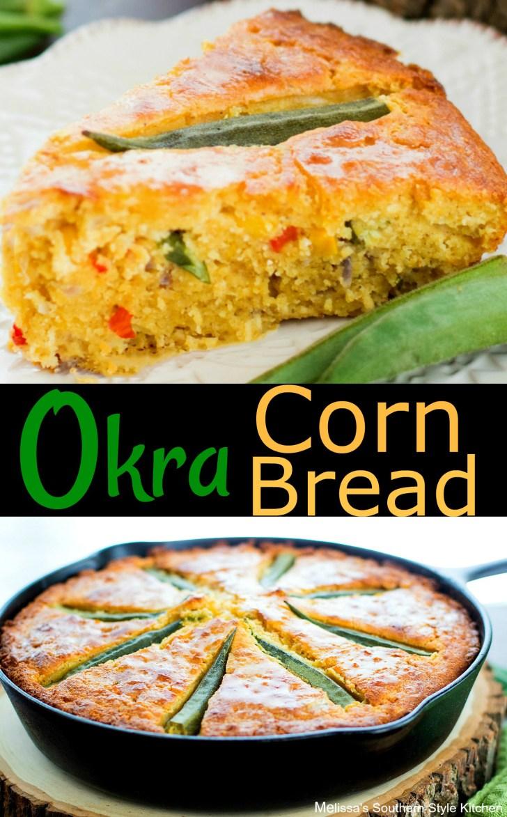 Okra Cornbread
