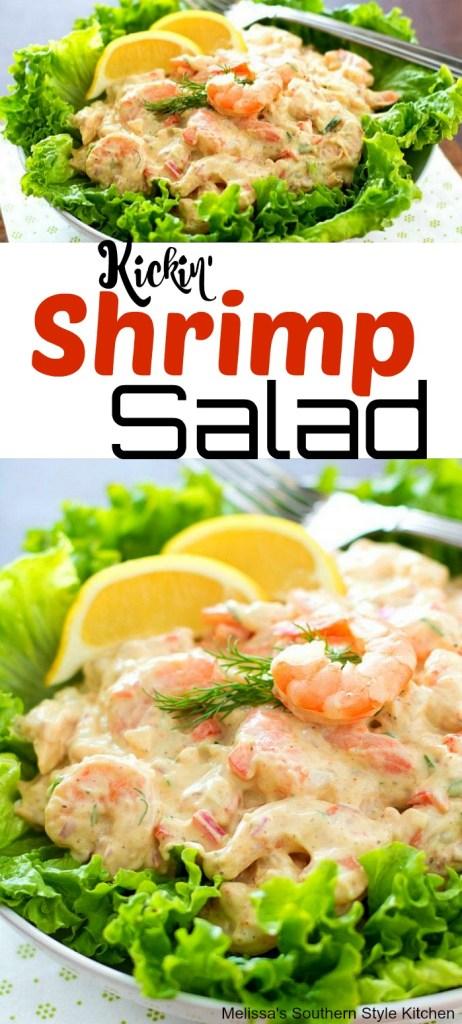 Kickin Shrimp Salad