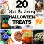 No Tricks, Just Treats! 20 Not-So-Scary Halloween Treats