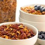 Easy Fruit and Nut Granola