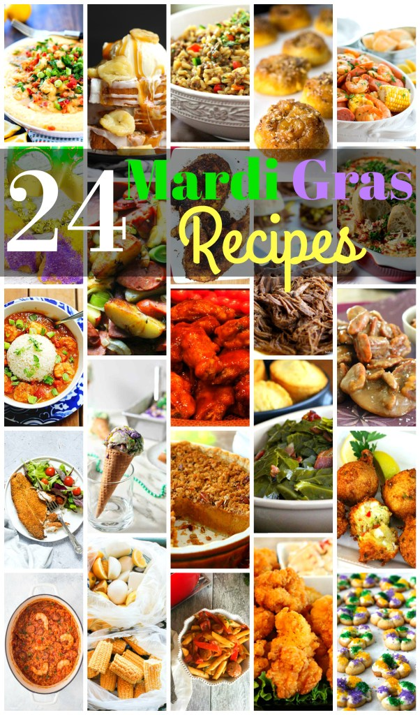 24 Festive Dishes To Serve At Your Mardi Gras Party