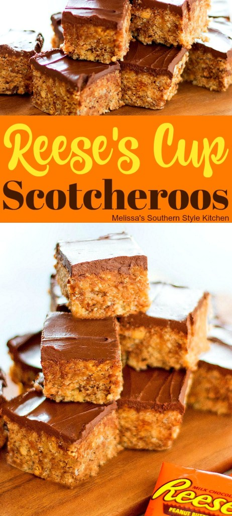 Reese's Cup Scotcheroos