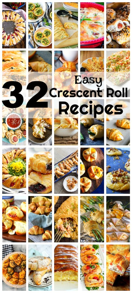 32 Easy Recipes You Can Make With Crescent Rolls