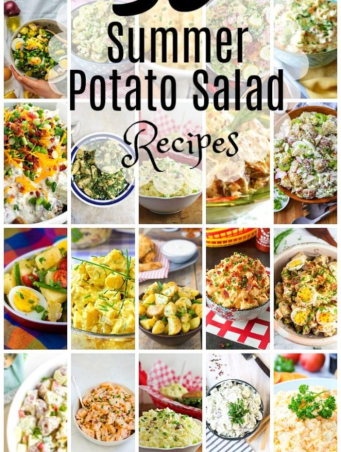 30 Ways To Up Your Summer Potato Salads