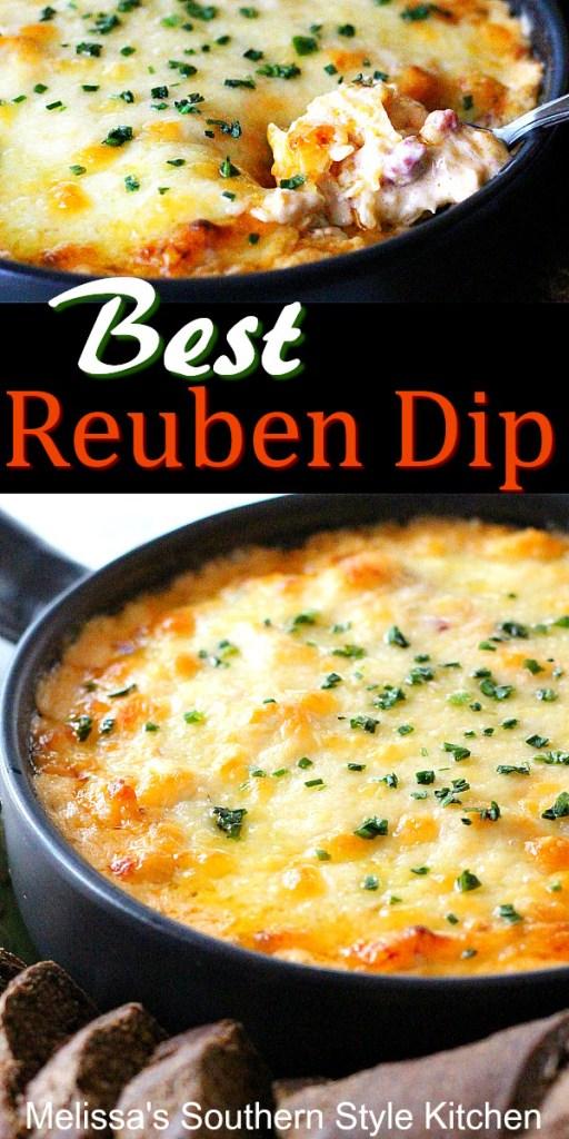 Best Reuben Dip
