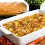 Homemade Tuna Noodle Casserole