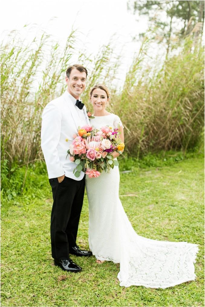 gulf shores alabama family home wedding | betty + will