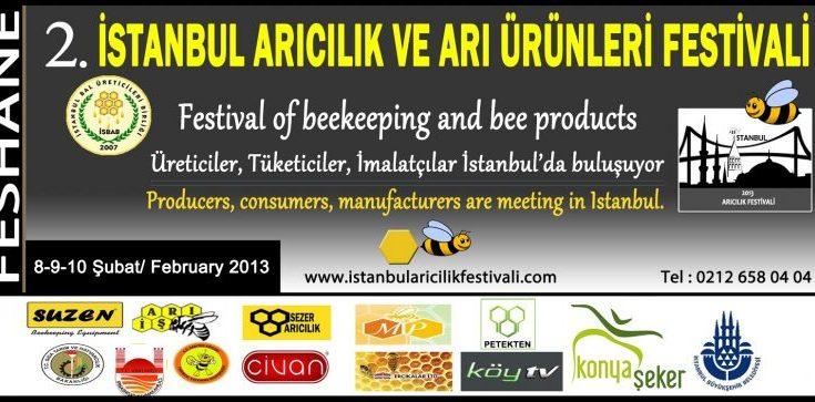 ISTANBUL ARICILIK FESTIVALI