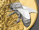 Νέα σειρά νομισμάτων των Cook Islands ξεκινά με την απεικόνιση της μέλισσας