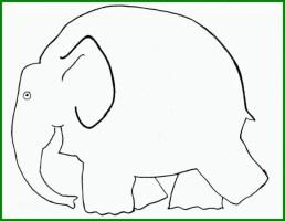 8 Fantastisch Elmar Elefant Vorlage Nur Für Sie