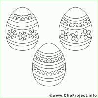 Ungewöhnlich Ostereier Zu Ostern Bild Zum Ausmalen 207385