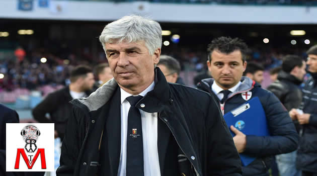 Napoli vs Genoa - Gasperini