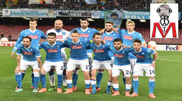 Napoli vs Villareal - formazione