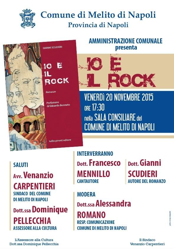Io e il Rock locandina
