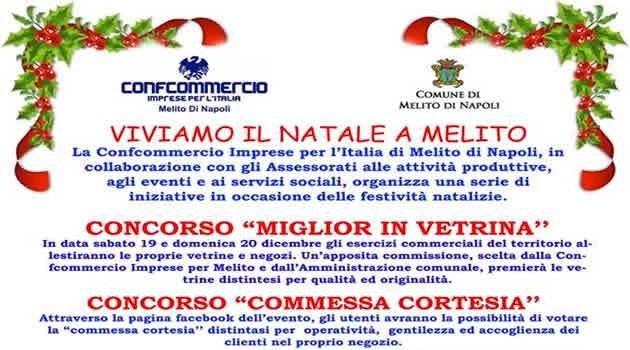 ASCOM MELITO, EVENTI NATALE 2015