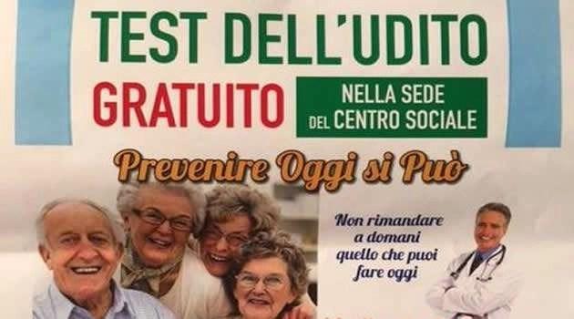 MELITO, VISITE GRATUITE PER L'UDITO