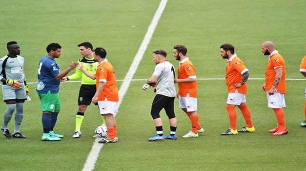 BARCA ERCOLANESE VS AFRO-NAPOLI UNITED 1-3