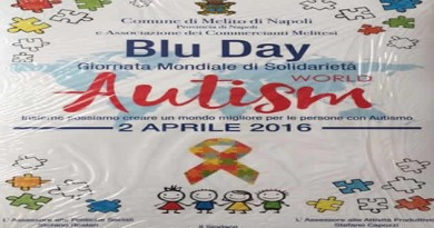 Blu Day World Autism