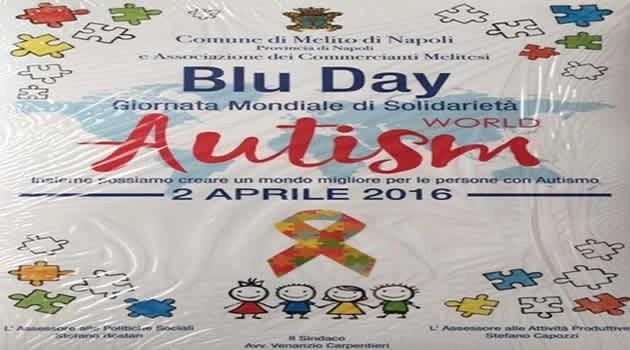 Blu Day World Autism